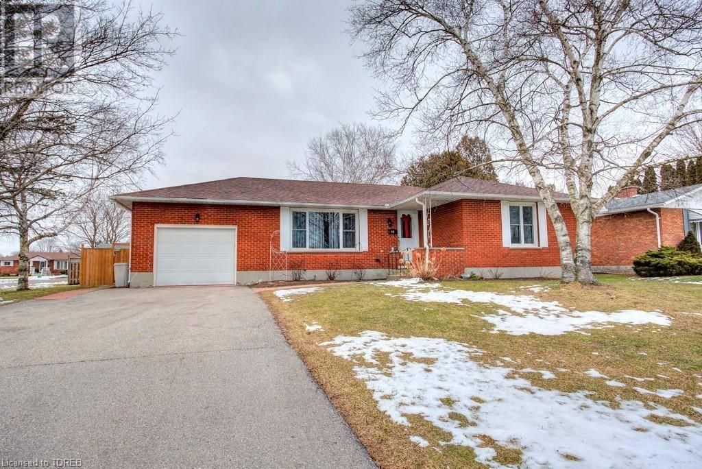House for sale at 16 Camdon Ct Tillsonburg Ontario - MLS: 242399