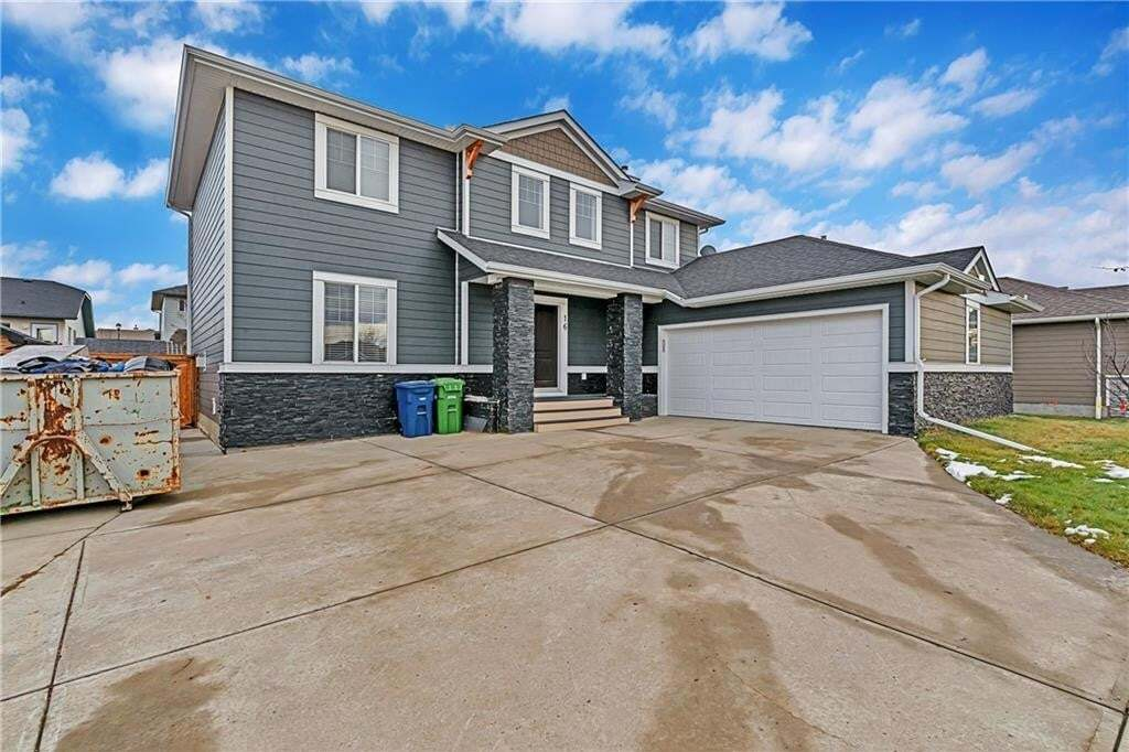 House for sale at 16 Canoe Rd SW Canals, Airdrie Alberta - MLS: C4275228