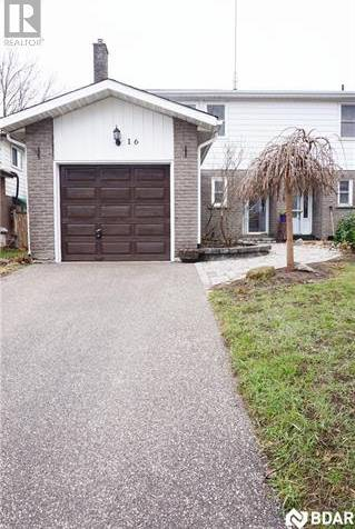 House for sale at 16 Carlton Rd Barrie Ontario - MLS: 30731956