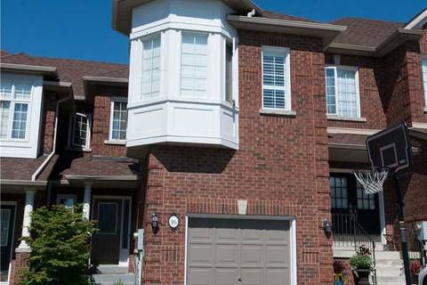 Townhouse for sale at 16 Casa Grande St Richmond Hill Ontario - MLS: N4571942