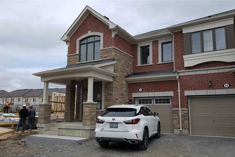 Townhouse for rent at 16 Casely Ave Richmond Hill Ontario - MLS: N4523124