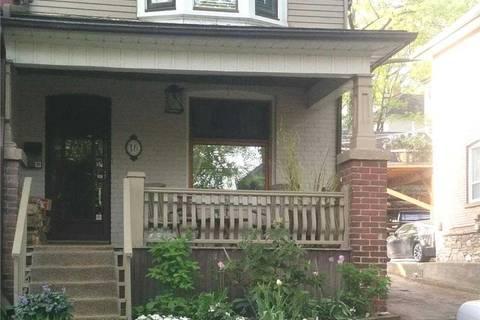Townhouse for rent at 16 Cedar Ave Toronto Ontario - MLS: E4647535