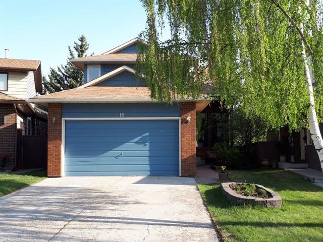 For Sale: 16 Cedarbrook Close Southwest, Calgary, AB   3 Bed, 2 Bath House for $514,900. See 20 photos!