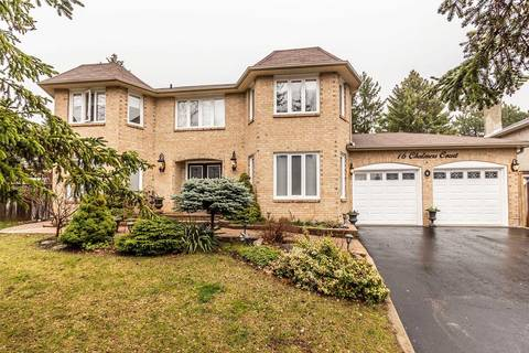 House for sale at 16 Chalmers Ct Brampton Ontario - MLS: W4430714