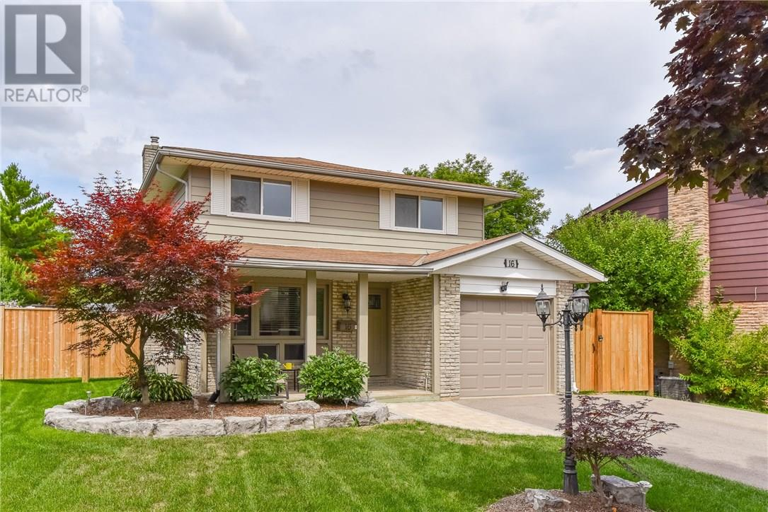 Removed: 16 Cherrytree Court, Kitchener, ON - Removed on 2018-09-24 19:18:08