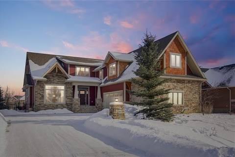 House for sale at 16 Cimarron Estates Wy Okotoks Alberta - MLS: C4238294