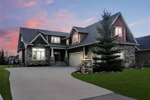 House for sale at 16 Cimarron Estates Wy Okotoks Alberta - MLS: C4286535