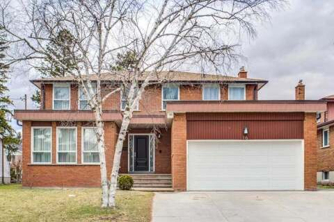House for sale at 16 Clayland Dr Toronto Ontario - MLS: C4827983