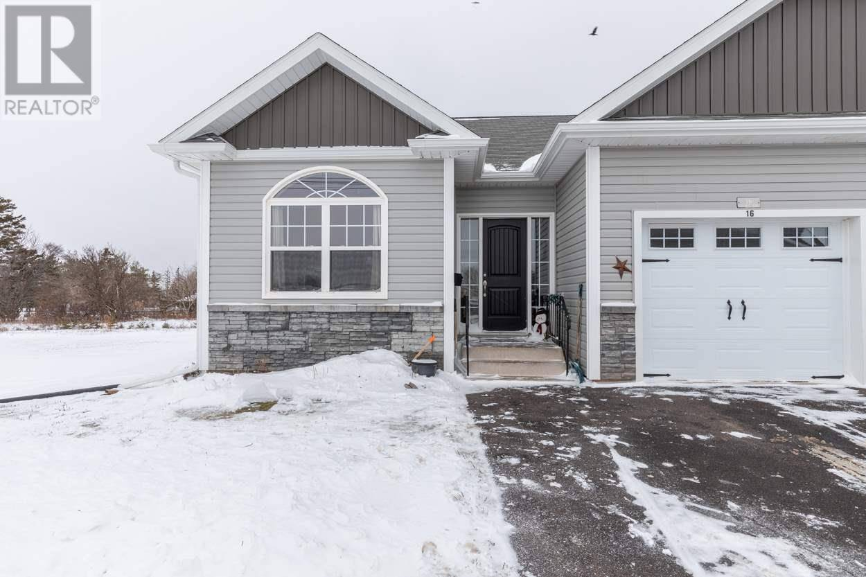 House for sale at 16 Clow Ct Summerside Prince Edward Island - MLS: 202000378