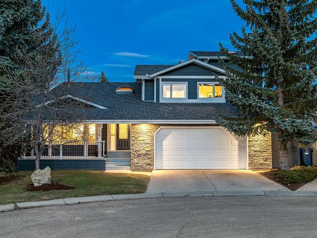 For Sale: 16 Coach Gate Court Southwest, Calgary, AB | 4 Bed, 3 Bath House for $950,000. See 51 photos!