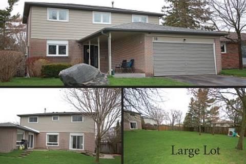 House for sale at 16 Cockburn Dr Toronto Ontario - MLS: E4452114