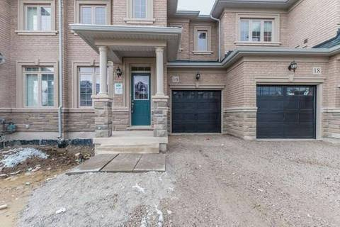 Townhouse for sale at 16 Cohoe St Brampton Ontario - MLS: W4460075
