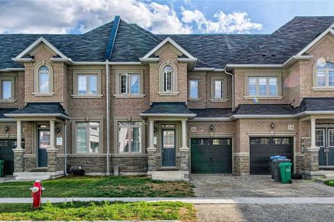 Townhouse for sale at 16 Cohoe St Brampton Ontario - MLS: W4636213