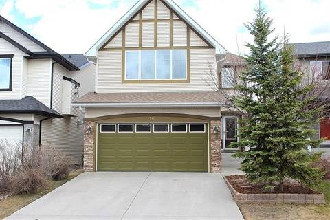 House for sale at 16 Cougarstone Sq Southwest Calgary Alberta - MLS: C4238221