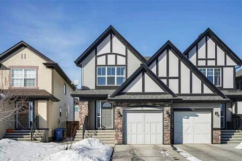 Townhouse for sale at 16 Cranston Gt Southeast Calgary Alberta - MLS: C4287890