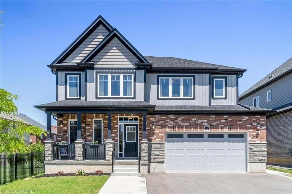 House for sale at 16 Crawford Pl Paris Ontario - MLS: 30812456