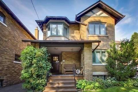 House for rent at 16 Cuthbert Cres Toronto Ontario - MLS: C4389762