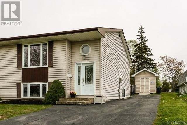House for sale at 16 Dalila Ct Saint John New Brunswick - MLS: NB043976