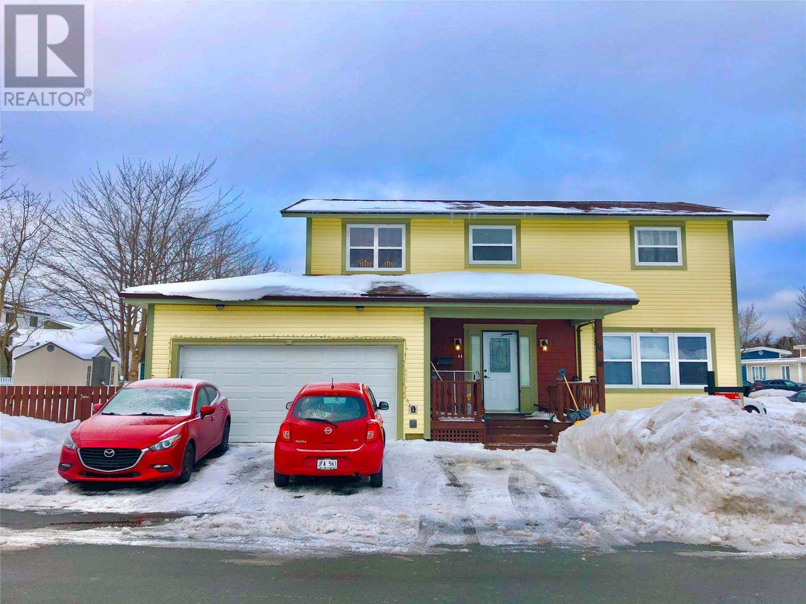 House for sale at 16 Dalton Ave Mount Pearl Newfoundland - MLS: 1209168