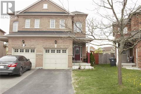 House for sale at 16 Deepcoral Ct Brampton Ontario - MLS: W4458836