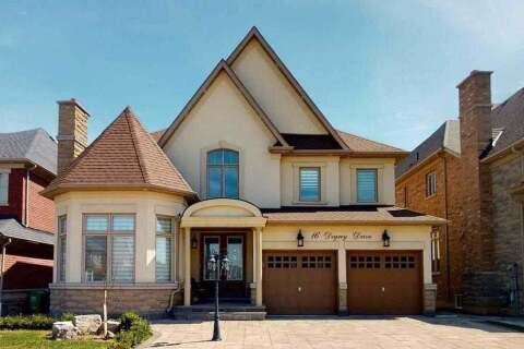 House for sale at 16 Degrey Dr Brampton Ontario - MLS: W4760138