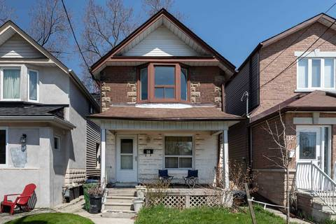 House for rent at 16 Dentonia Park Ave Toronto Ontario - MLS: E4485857