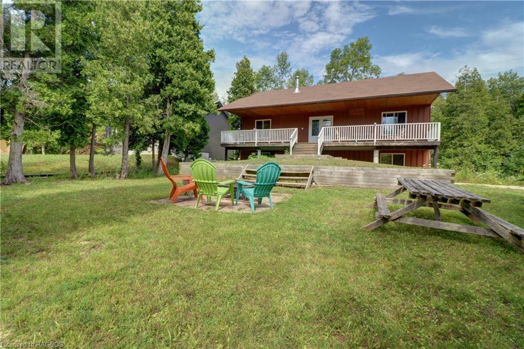 House for sale at 16 Devils Glenn Rd Northern Bruce Peninsula Ontario - MLS: 215442