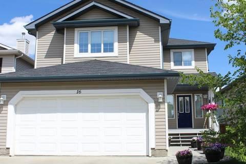 House for sale at 16 Douglas Cres Leduc Alberta - MLS: E4155164