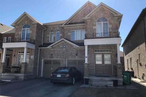 Townhouse for rent at 16 Drexel Rd Brampton Ontario - MLS: W4824904