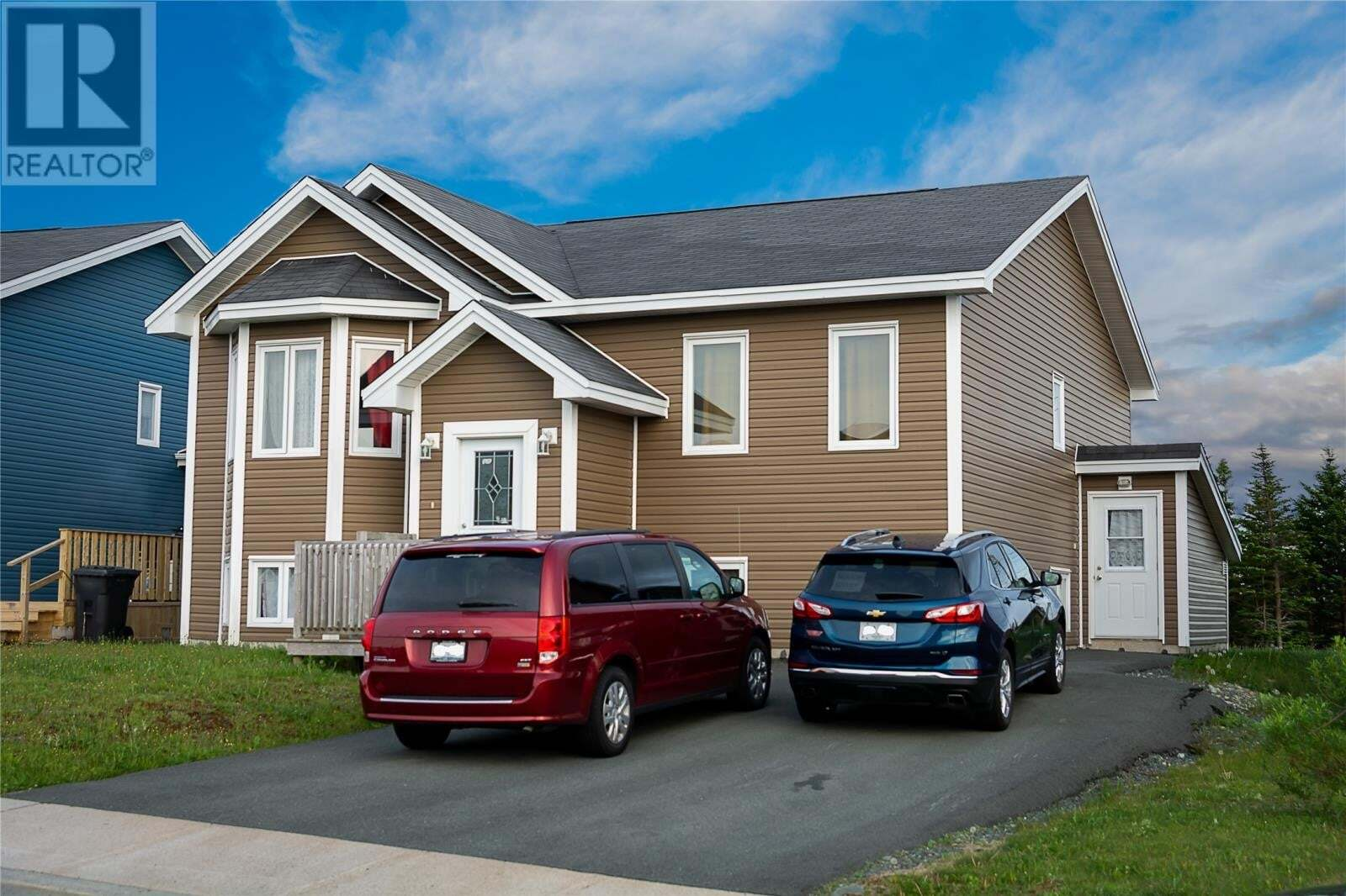 House for sale at 16 Dunrobin St Mount Pearl Newfoundland - MLS: 1216327