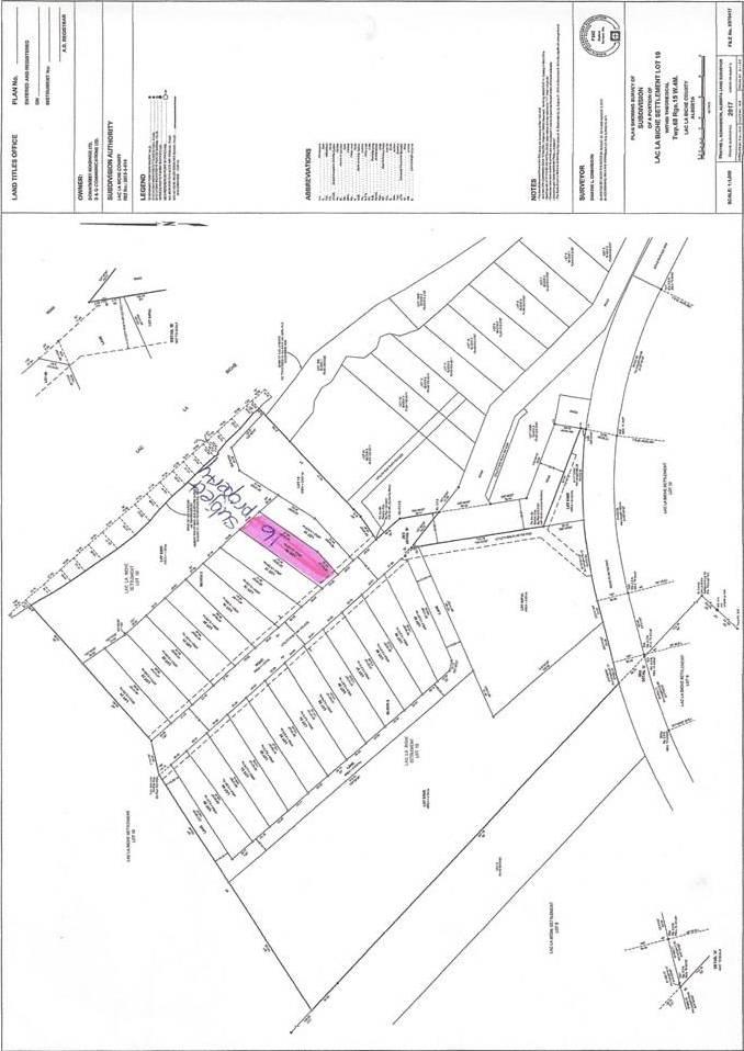 Residential property for sale at 16 Eagle Haunt Estates Rural Lac La Biche County Alberta - MLS: E4175371