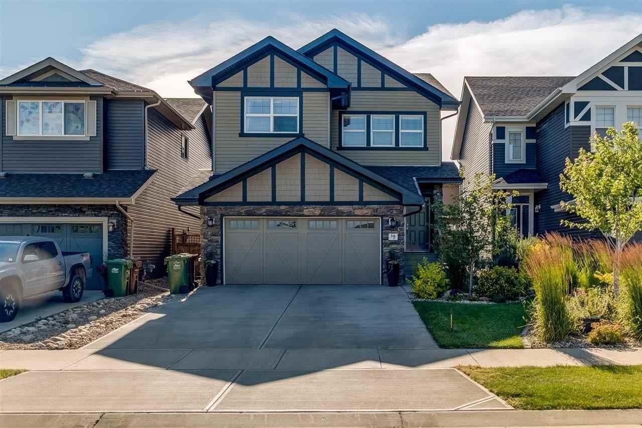 House for sale at 16 Edinburgh Co St. Albert Alberta - MLS: E4205526