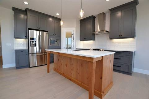 House for sale at 16 Edison Dr St. Albert Alberta - MLS: E4158406