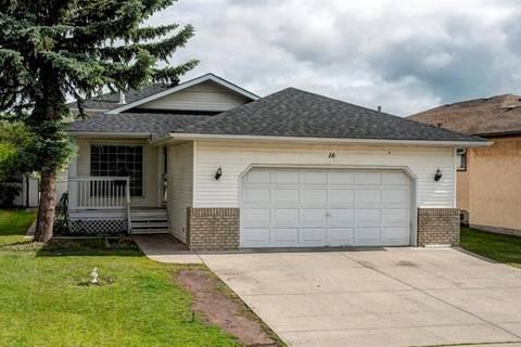 House for sale at 16 Eldorado Cs Northeast Calgary Alberta - MLS: C4257582