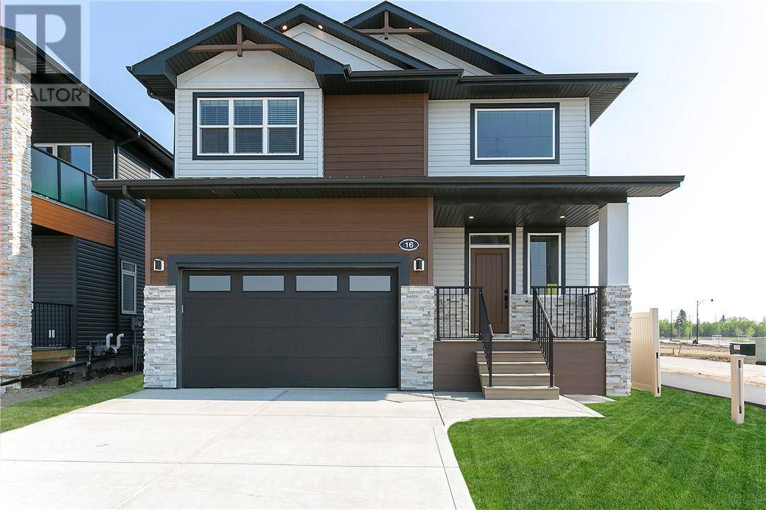 House for sale at 16 Ellington Cres Red Deer Alberta - MLS: ca0185621