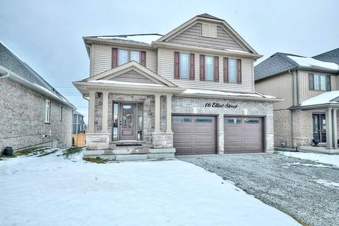 House for sale at 16 Elliot St Thorold Ontario - MLS: X4642522