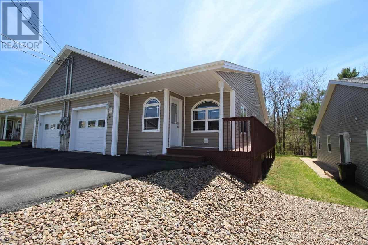 House for sale at 16 Etna St Bridgewater Nova Scotia - MLS: 201911964