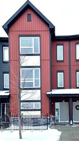 Townhouse for sale at 16 Evanscrest Manr Northwest Calgary Alberta - MLS: C4279351