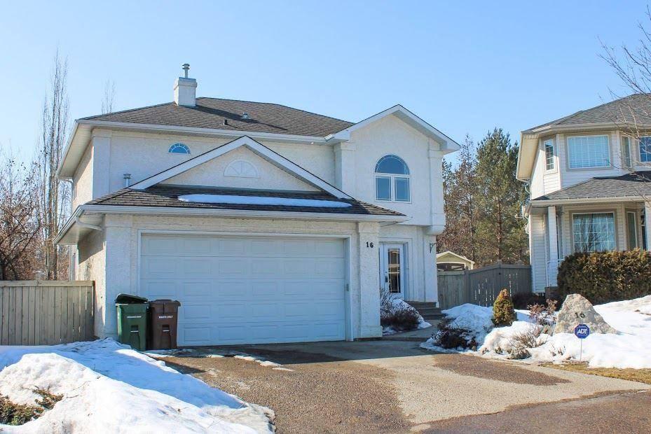 House for sale at 16 Evergreen Cs St. Albert Alberta - MLS: E4185406