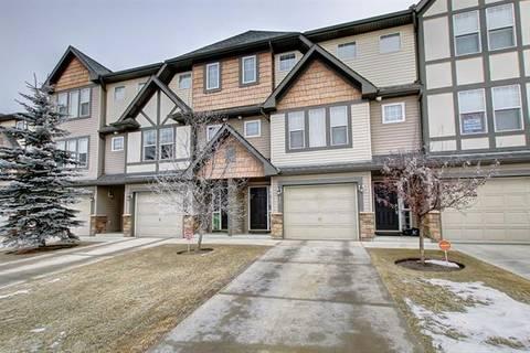 Townhouse for sale at 16 Everridge Common Southwest Calgary Alberta - MLS: C4222697