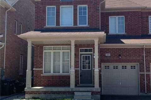 Townhouse for rent at 16 Exhibition Cres Brampton Ontario - MLS: W4777086