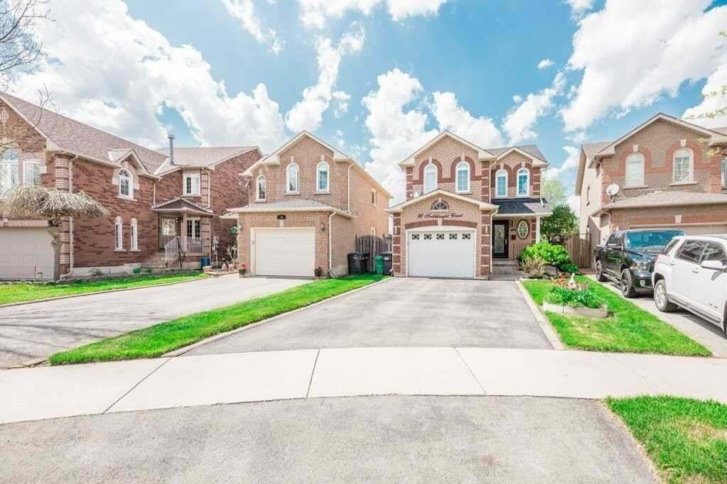 House for sale at 16 Faithknight Ct Brampton Ontario - MLS: W4769376