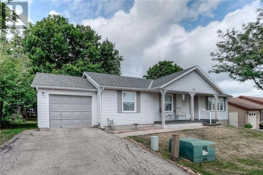 House for sale at 16 Fieldstone Wk New Hamburg Ontario - MLS: 30825543