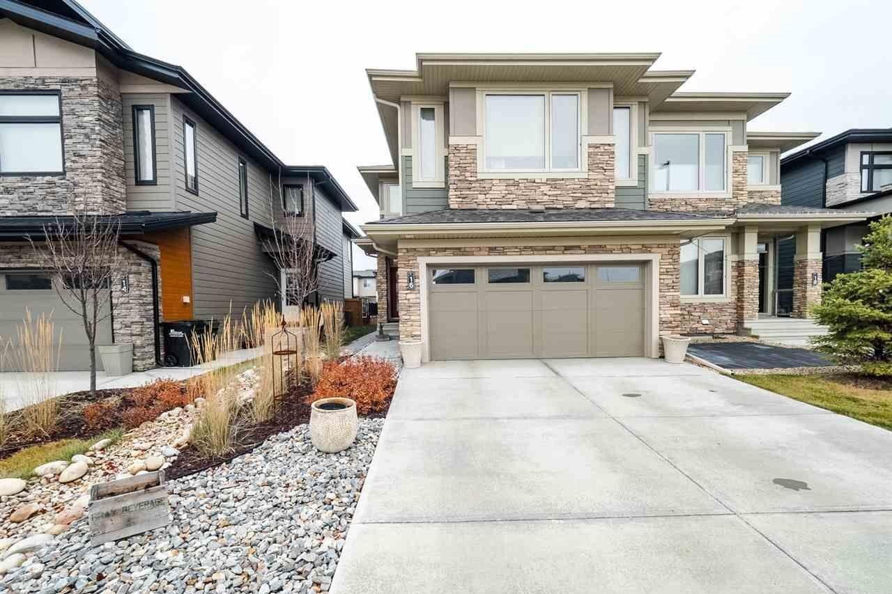 House for sale at 16 Fosbury Li Sherwood Park Alberta - MLS: E4220525
