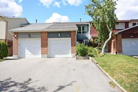 Townhouse for sale at 16 Gilmore Dr Brampton Ontario - MLS: W4918088