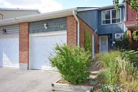 Townhouse for rent at 16 Gilmore Dr Brampton Ontario - MLS: W5069272