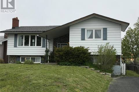 House for sale at 16 Glover Pl St. John's Newfoundland - MLS: 1198179