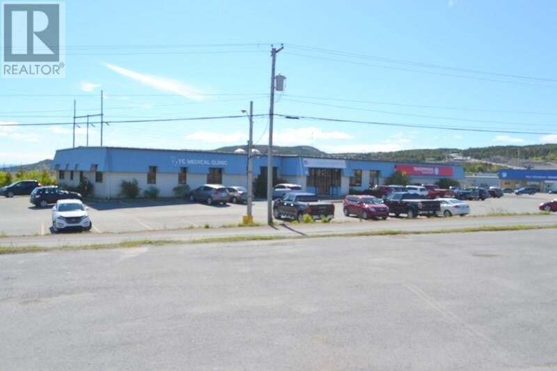 Commercial property for sale at 16 Goff Ave Carbonear Newfoundland - MLS: 1217882