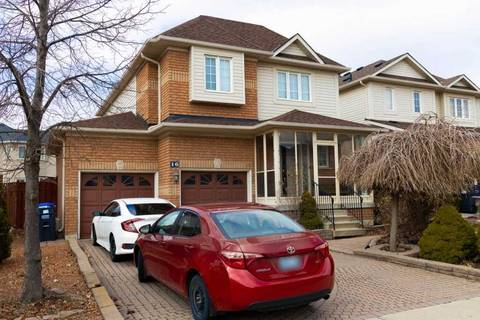 House for sale at 16 Gold Park Pl Brampton Ontario - MLS: W4731943