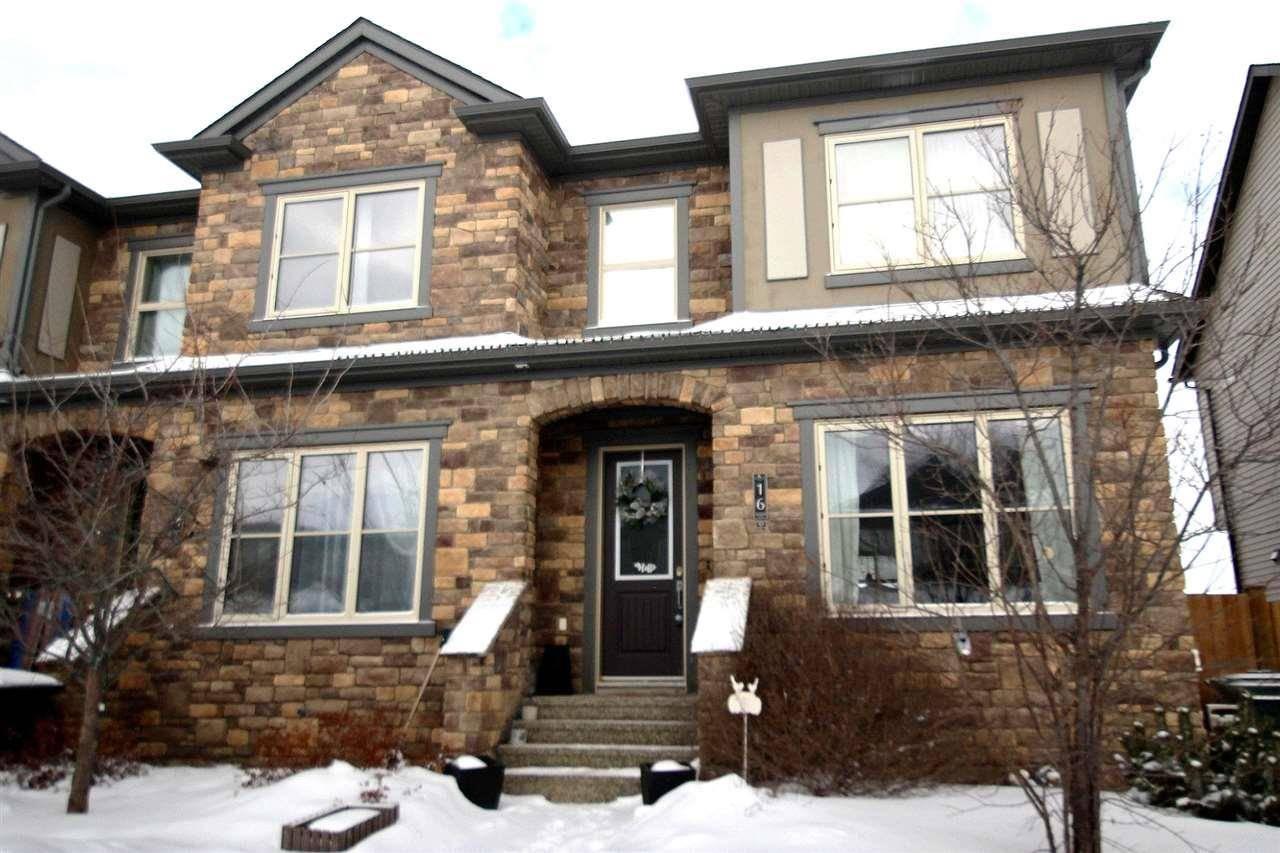 House for sale at 16 Greenbury Cs Spruce Grove Alberta - MLS: E4187667